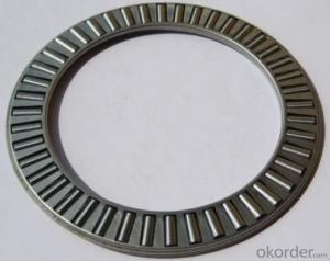 Supply plane thrust needle roller bearing