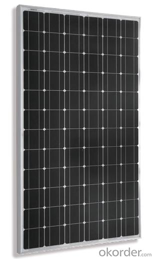 Monocrystalline Solar  Module SM572 190W