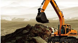 Jonyang Brand Crawler Excavator JY625E for Earth Moving