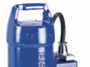 Vertical, single-stage submersible motor pump Amarex N