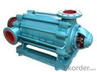 Split-casing Multi-stage Centrifugal Pump