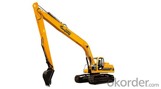 Jonyang Brand Crawler Excavator JY623ELD for Earth Moving