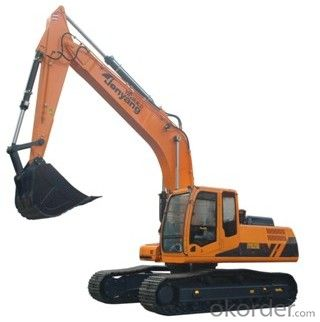 Jonyang Brand Crawler Excavator JY621E for Earth Moving