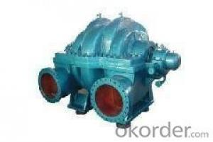 Double-suction Multi-stage Horizontal Split-casing Pump
