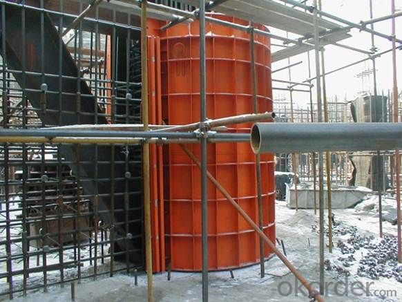 Whole Steel Formwork Used in CONSTRUCTION FORMWORK SYSTEMS