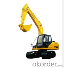 SIH:S hydraulic system Excavator SH160-5