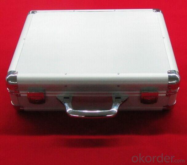 Metal Aluminum Briefcase for Laptop&Aluminum Attache Case