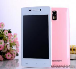 MTK 6582  Quad core Smartphone 4 inch  IPS