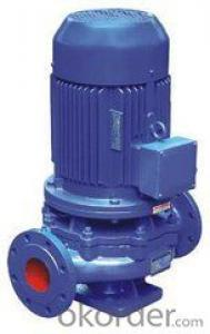 Single - stage   Verical  Pipeline  pump