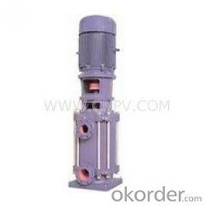 Multi-stage Vertical Centrifugal Pump of DL-DLR Series