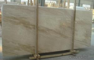 Natural Marble Light Beige in Different Size