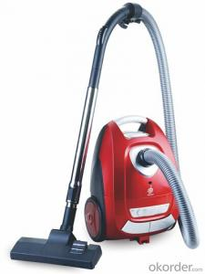High powerful bagged vacuum cleaner with ERP Class B#B619