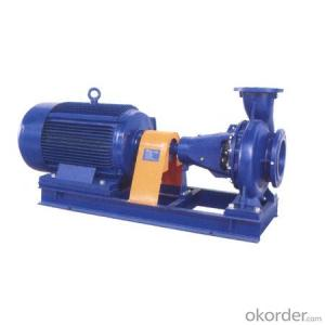Single-stage Centrifugal Pump Single-stage Centrifugal Pump