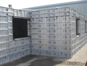Whole Aluminum Formwork in CONSTRUCTION FORMWORK SYSTEMS