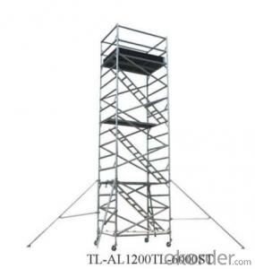 80 KN Aluminum Shoring System for Construction