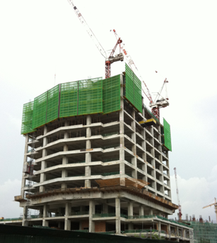 Auto-climbing Protection Pane for CONSTRUCTION FORMWORK SYSTEMS