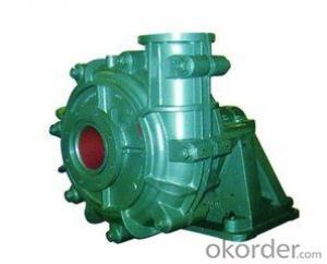 Multi-stage Coal and Muddy Pump Multi-stage Coal and Muddy Pump