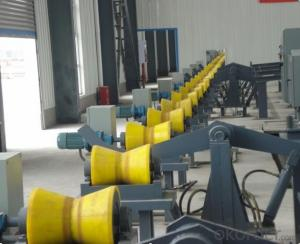 Casing and Tubing Pouring Paint Equipment for Sale