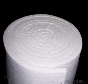 Top-grade ceramic fiber blanket STD Top-grade