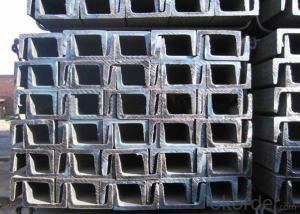 Hot Rolled U Channel Steel Module of SS400