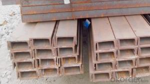Galvanized U Channel Steel Module of Q195-Q345,A36,SS400
