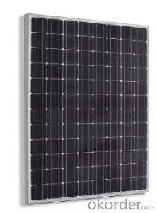 Monocrystalline Solar  Module SM596 255W