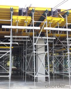 Steel-Frame Formwork in DIFFERENT KINDS OF CONSTRUCTION