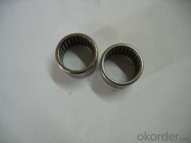 Stamping outer ring needle roller bearings