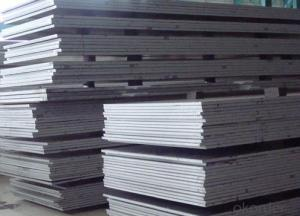 Steel Q550 CDF Plate  High Strength