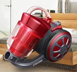 Cyclonic style vacuum cleaner with ERP Class C#C620N