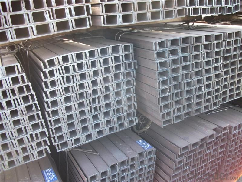 Hot Rolled Steel channel U-Channel Channel steel for sale Made In China