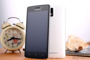 4.5 inch  Dual-core Smartphone  IPS FWVGA 480*854