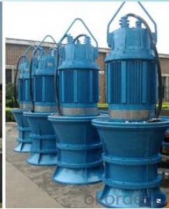 Deep Well WQ Submersible Pump for Pump Station