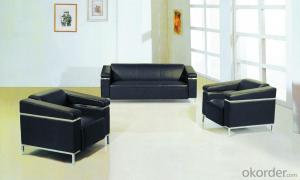 Office Sofa Office Furniture 2015 High Quality Leather Office Sofa 8142