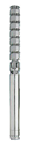 Deep Well Submersible Pump for Farm Irrigation