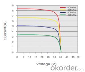 Monocrystalline Solar  Module SM660-245w