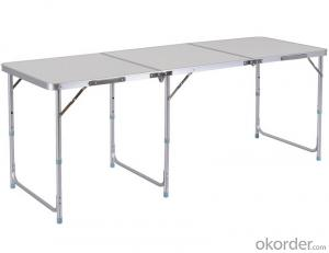 Portable Aluminum Picnic Chair Folding Patio Garden Table