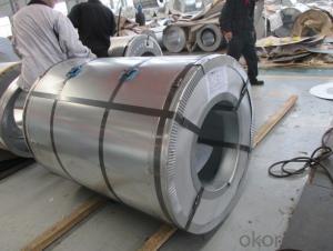 PPGI steel coil 0.16-0.6mm 700-1250mm width