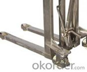 Hand Steeless Stacker---SFHS0516/SFHS1016/SFHS1516