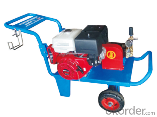 The Cleaning Machine for AAdlet with UDAR Pump