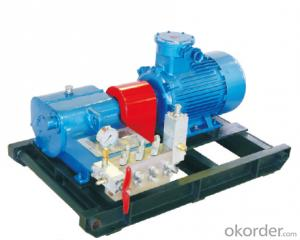 3BZ Type Coal Mine Water-injection Pump With Explosion-proof Motor