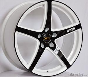Aluminum Wheel Rim for all car with 5 Spoke