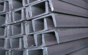Channel Steel Galvanized for House, Wall, Ceiling