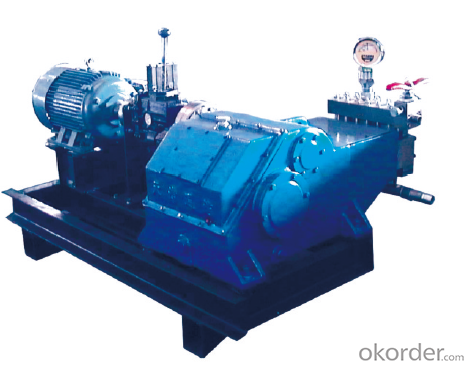3DN-S Type  High Pressure Slurry Injection Pump