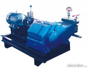 3DN-S Type  High Pressure Slurry Injection Pump
