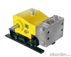 3D5-S Type Large Flow High Pressure Plunger Pump