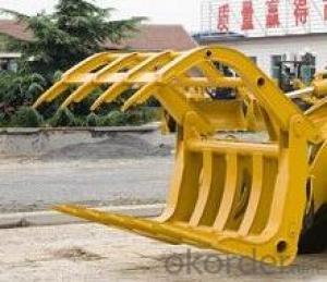 Wheel  loader  -  Special Wheel Loader