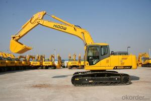 SINOTRUK - THE HIDOW HYDRAULIC EXCAVATOR HW240-8 (Arm-2500,Bucket -1.1)