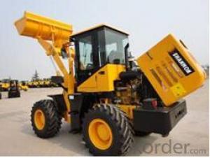 Wheel loader - 1.6 Ton Wheel Loader ZL16F
