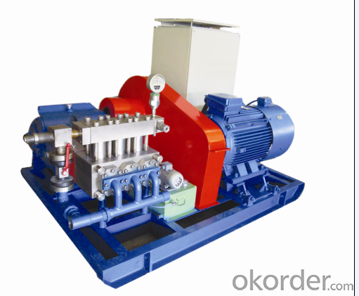 GPB-90WDF Type Slurry Injection High Pressure Pump